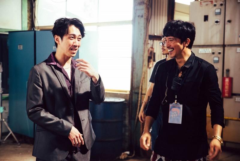 (左)陳漢典、邱澤