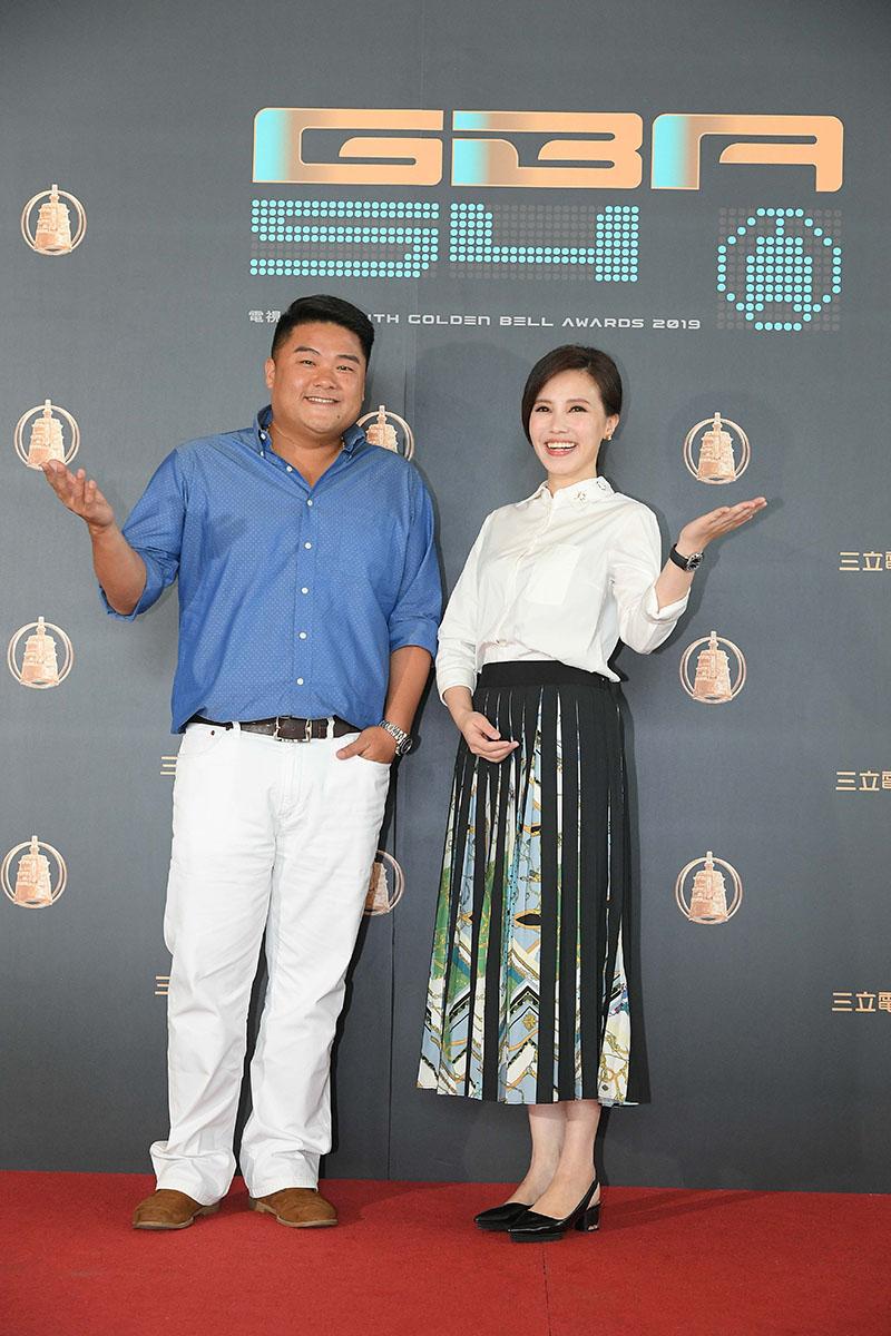 (左起)呂捷、王偊菁
