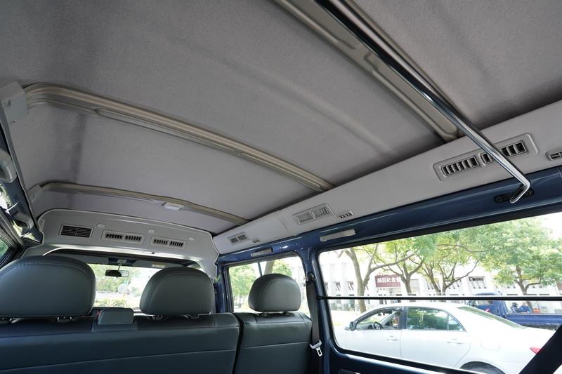 二三排皆有獨立出風口,不必擔心碩大的車艙有冷房速度過慢的困擾