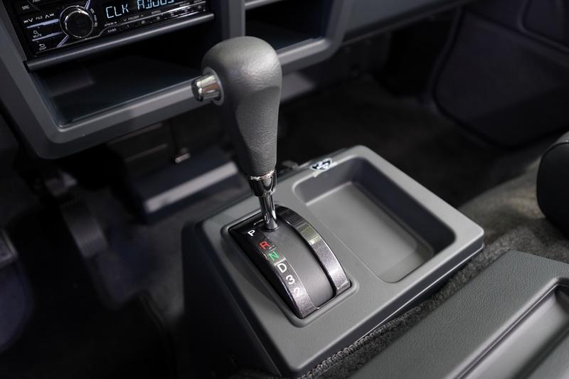 由Hyundai所提供的5速變速箱在換檔邏輯上表現得相當溫和