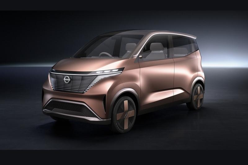 IMk Concept車身尺碼僅3434x1512x1644mm。