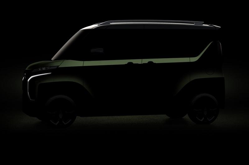 除MI-Tech Concept外Mitsubishi也會展出K Car概念車。