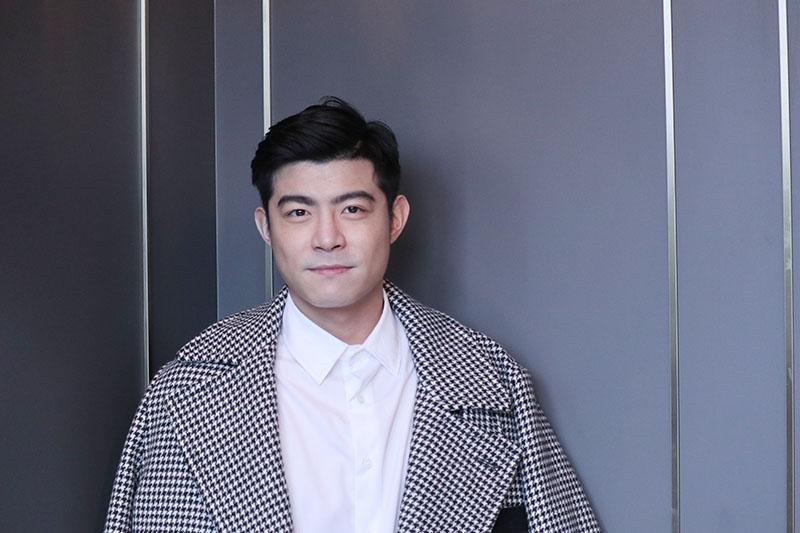 王柏傑演繹PORTS V 2019秋冬系列