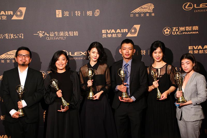 美術設計獎:吳若昀、黃明仁、賴琬婷、王重治、姚良奇、林佳齡/你的孩子不是你的孩子-貓的孩子