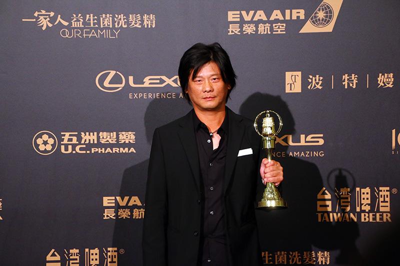 戲劇類節目攝影獎:韓紀軒/憤怒的菩薩