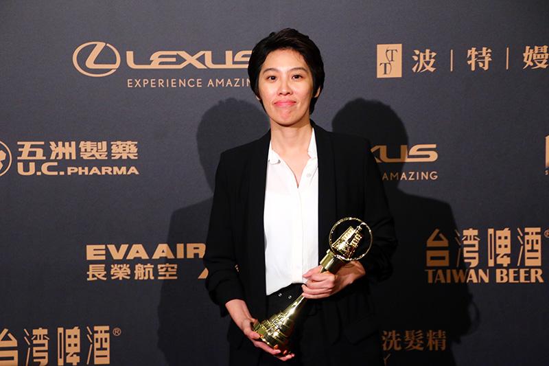 戲劇類節目剪輯獎:吳姿瑩/你的孩子不是你的孩子-貓的孩子