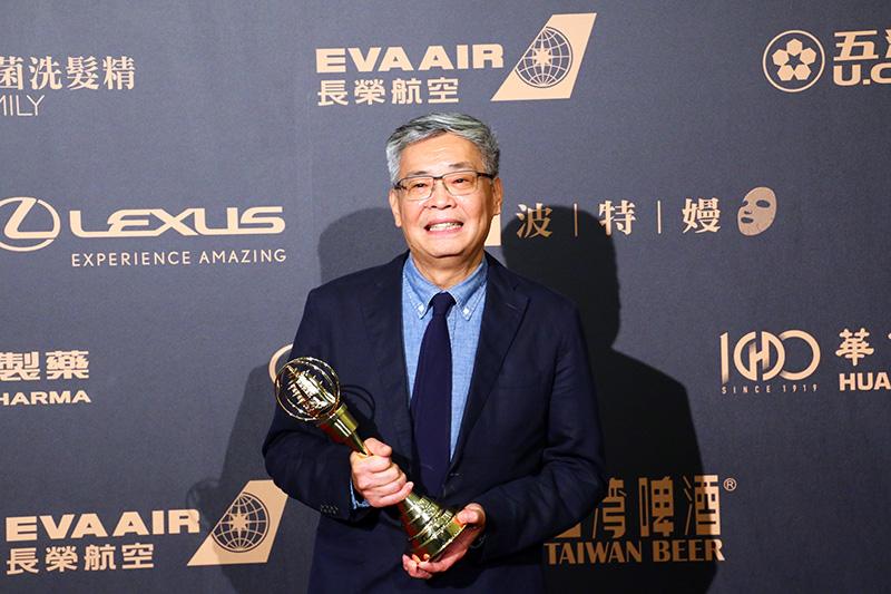 非戲劇類節目導演獎:劉嵩/農村的遠見