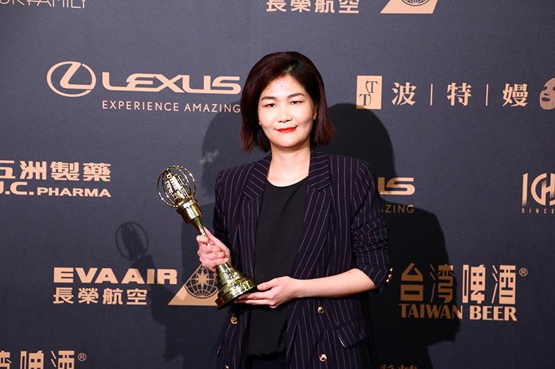 非戲劇類節目導播獎:李麗芳/台視17Q(代領)