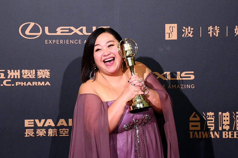 迷你劇集/電視電影 女主角獎:鍾欣凌/你的孩子不是你的孩子-貓的孩子