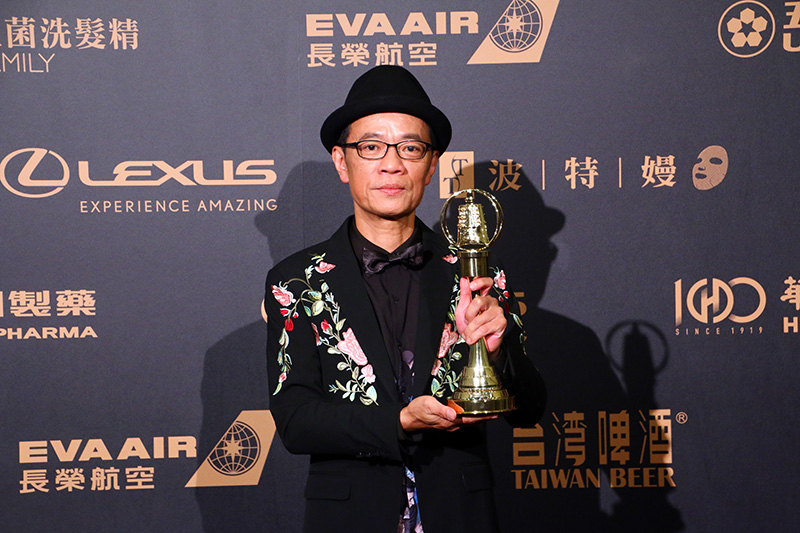 迷你劇集/電視電影 男主角獎:吳朋奉/公視人生劇展第一響槍