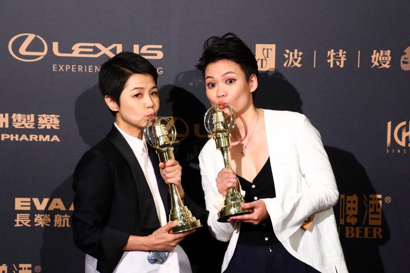 迷你劇集/電視電影 導演獎:陳慧翎、余慧君/你的孩子不是你的孩子-貓的孩子