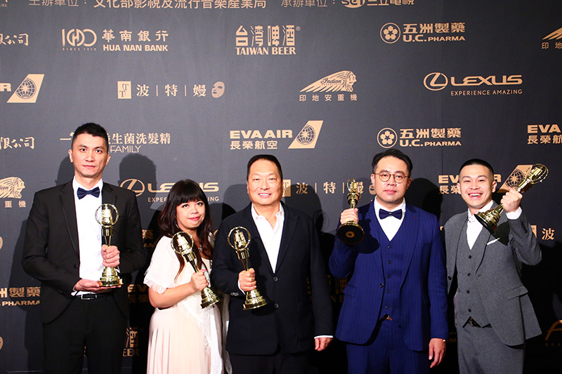 綜藝節目獎:聲林之王