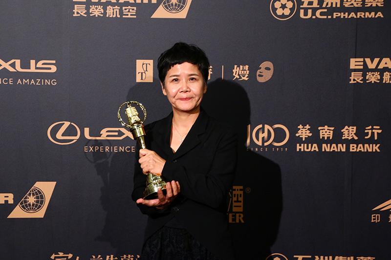 戲劇節目編劇獎:呂蒔媛/我們與惡的距離