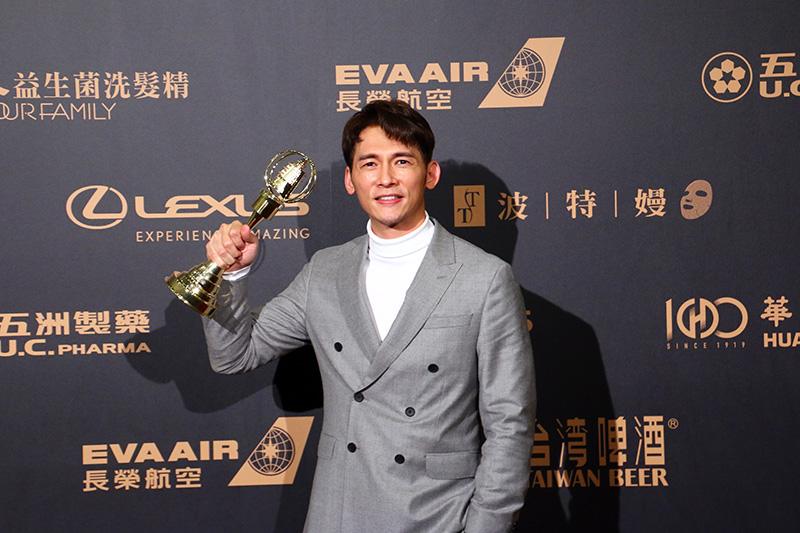 戲劇節目男配角獎:溫昇豪/我們與惡的距離