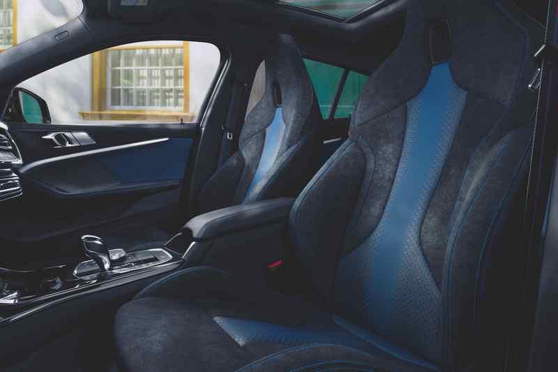 全新世代1系列座艙以個性化設計,展現年輕前衛的跑格氣息。