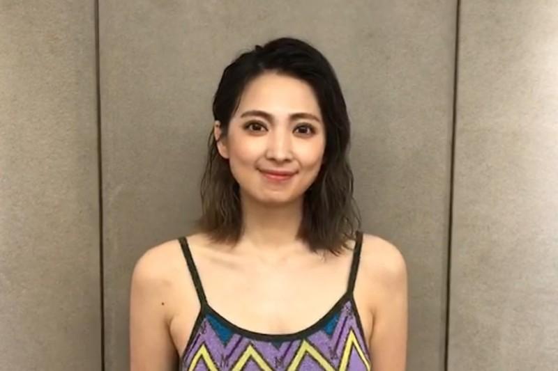 阿喜(林育品)在《江湖無難事》中飾演化妝師,幾乎沒有台詞,內斂的表演更具難度。