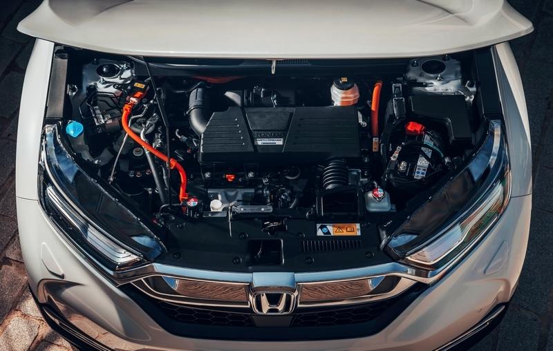 新世代Fit會搭載i-MMD雙馬達Hybrid油電系統。