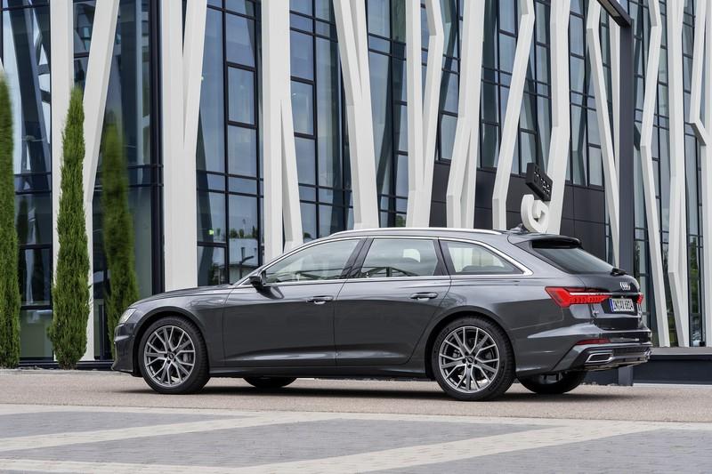 A6 相較上一代車型無論在車長、車寬與車高皆更為寬裕。