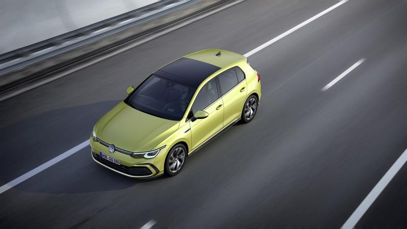 新世代Golf動力最大改革就是導入48V輕油電系統,其動力有110hp/130hp/150hp三種規格。