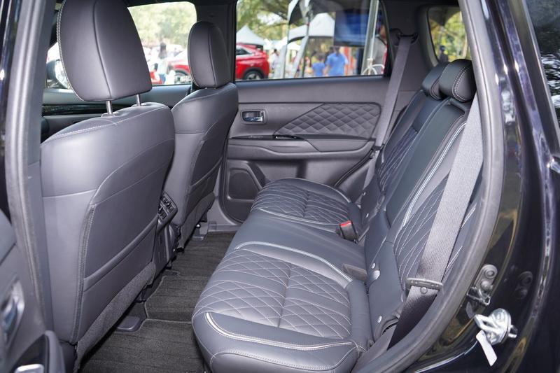寬敞的車室空間仍是Outlander吸引消費者的最大誘因