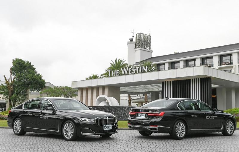 提供球友們桃園大溪笠復威斯汀度假酒店兩天一夜免費住宿及BMW7系列頂級接駁服務。