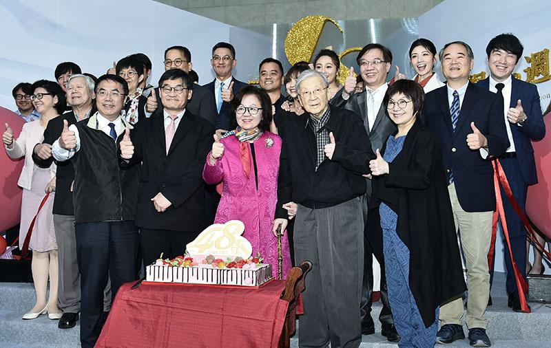 華視48週年台慶/華視提供