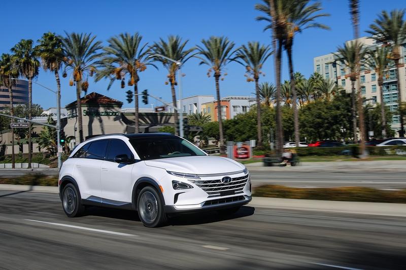 目前已有Tucson與Nexo等兩款等一般車型搭載氫動力。