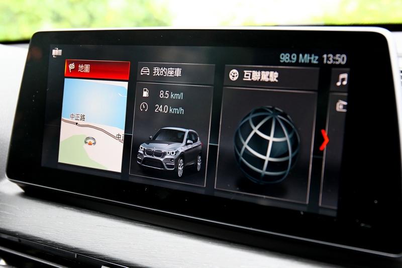 中控螢幕升級至10.25吋。