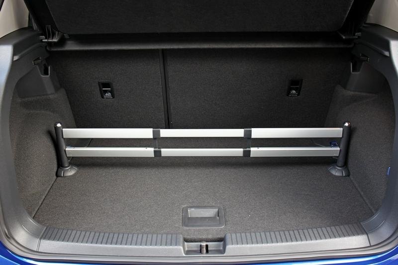 行李廂具備385至455公升的空間,座椅打平可一舉擴充至1,281公升。