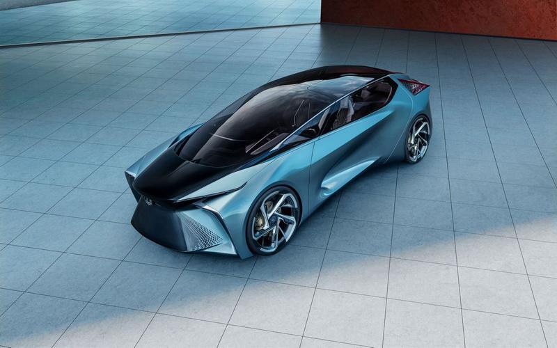 一直在油電系統著墨的Lexus,於本屆東京車展展出LF-30預告將會推出純電車型。