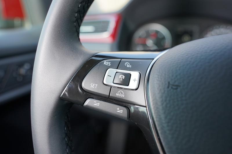 2020年式Caddy Maxi全面導入了「iSafe 全智能駕駛輔助系統」