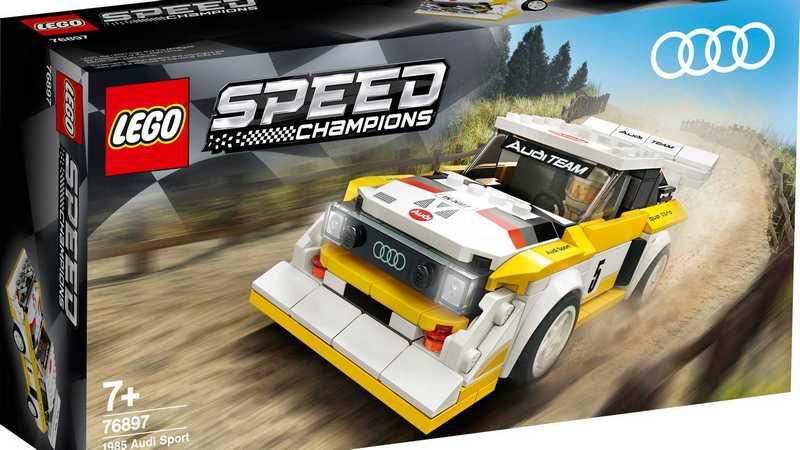 同場加映推出Audi Quattro S1。