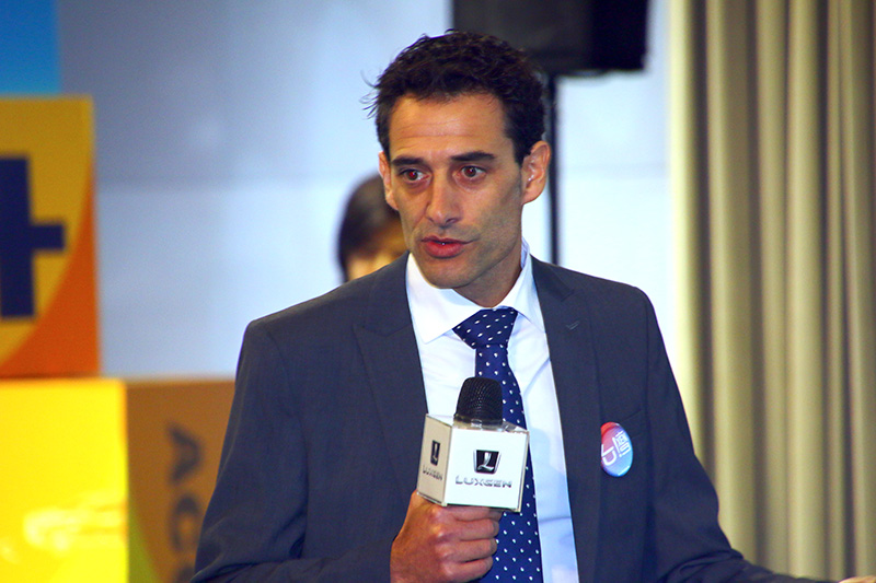 IDIADA工程總監Francesc Pascual。