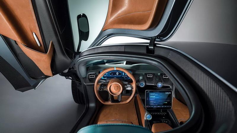 Rimac的電動技術讓Porsche也投資來成為合作夥伴。