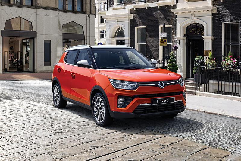 連續4年(2015-2018)韓國跨界休旅銷售冠軍車款《Tivoli》,從外觀、內裝設計、動力性能以及安全配備都將煥然一新。