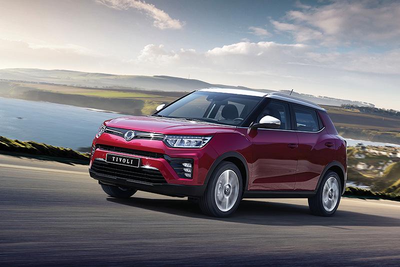 全新Tivoli除了原有柴油動力,將新增搭載1.5升e-XGDi汽油渦輪引擎,提供163ps最大馬力以及26.5kgm最大扭力輸出。