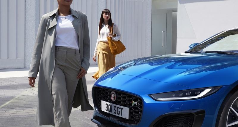 當休旅與機能性車款成主流,Jaguar認為跑車反而會因此受到關注。