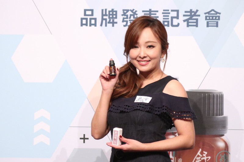 愛紗擔任品牌大使出席活動
