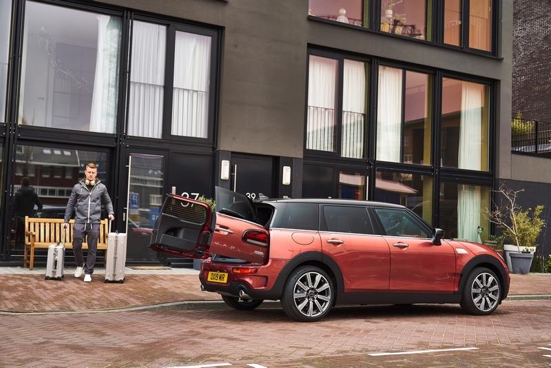 Mini Clubman為旅行車款,據傳下一代會轉為尺碼更大的跨界或休旅車型。