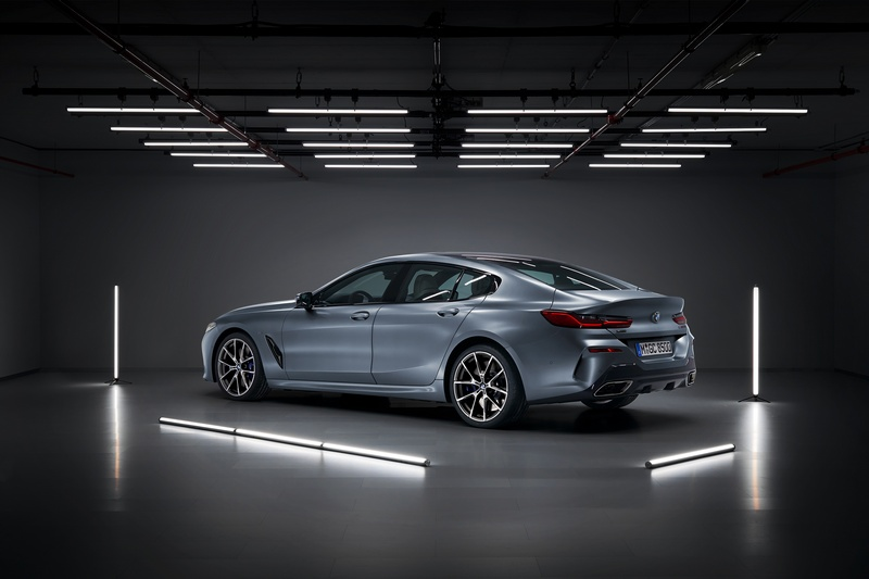 698萬元起的M850i xDrive Gran Coupe將會在車展進行首發。