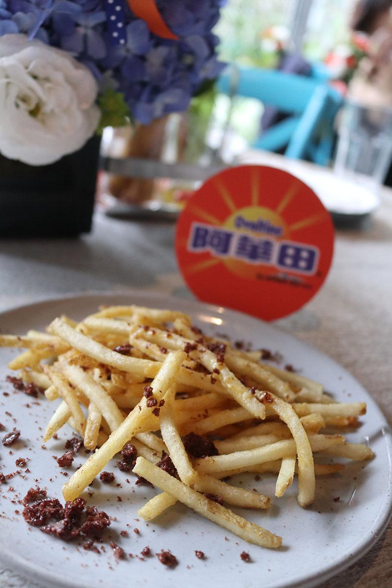 華田鹹蛋超人薯薯