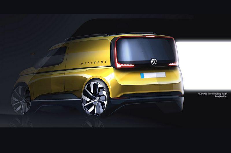 新世代Caddy造型比以往來得更活潑。