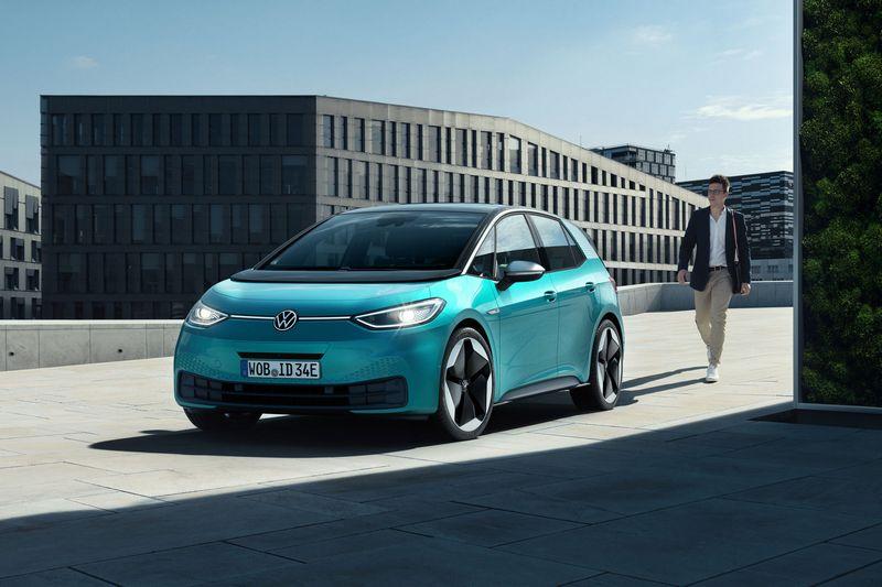 ID.3目前是Volkswagen ID家族最入門的電動車型,未來將會有更入門車款取代它。