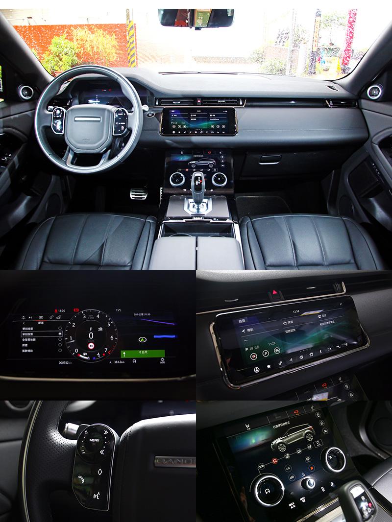 在全數位化與觸控化後,Jaguar Land Rover所開發的這套全新多功能系統,在操作便利性與靈敏度上還有很大的進步空間。
