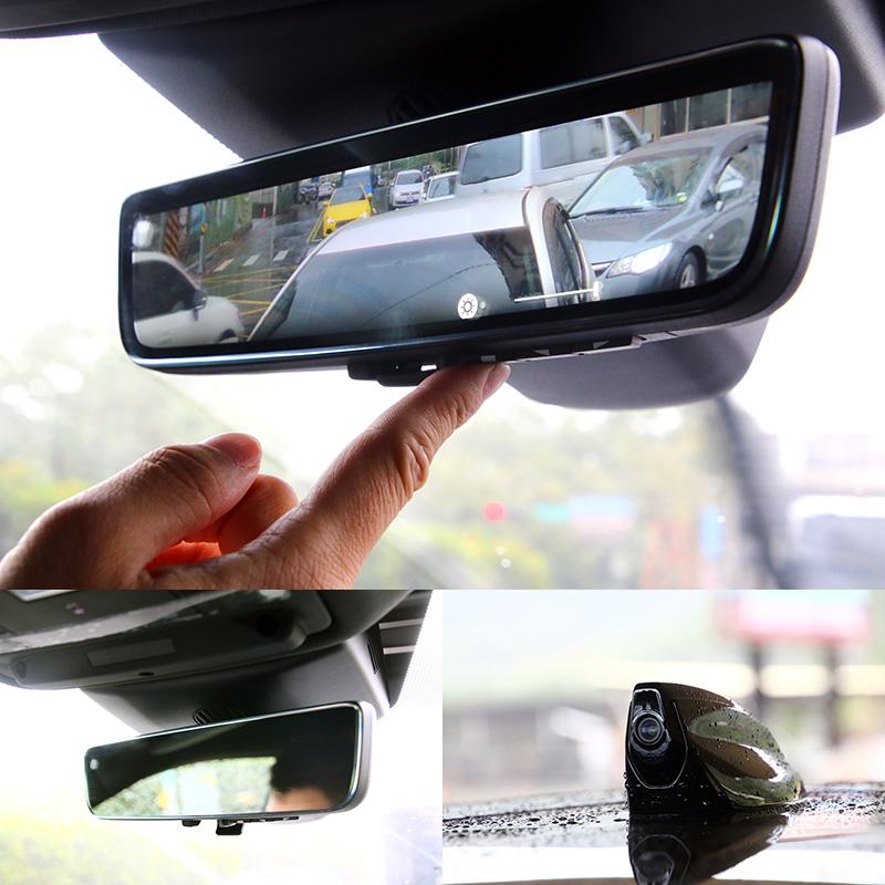 標配ClearSight可切換電子車內後視鏡是新Range Rover Evoque的一大亮點,可透過設於車頂天線內的攝影經拍攝車後畫面,並於車內的電子後視鏡顯示,而可切換電子車內後視鏡除了影響顯示功能外,也可切回傳統的鏡面後視鏡。