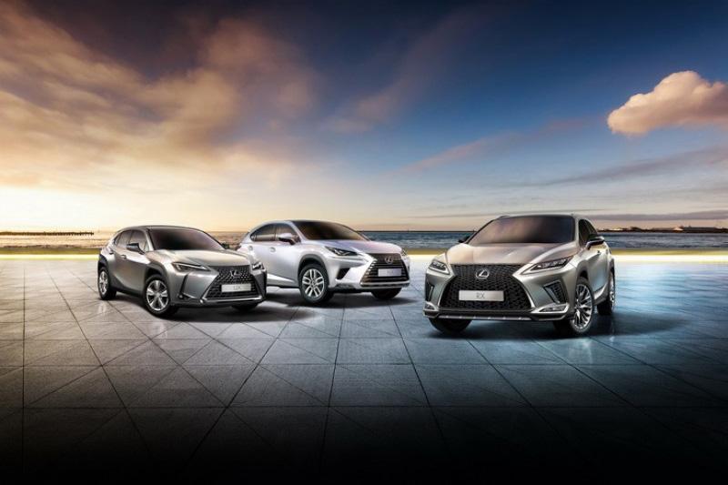 CUV與SUV當紅,Lexus將計畫推出新款七人座CUV強化產品陣容。