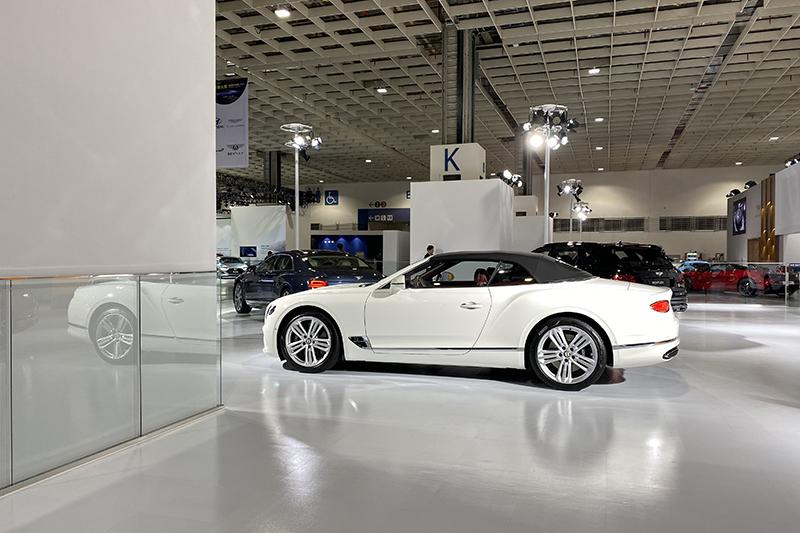 全新世代的Continental GT Convertible真是美,而且是需要時間淬煉才能領略的那種。