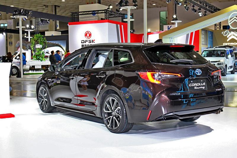 巧克力色、旅行車、Hybrid、Level 2再加上絕佳妥善率,有錢沒錢,你都該期待這一台Corolla Touring Sports。