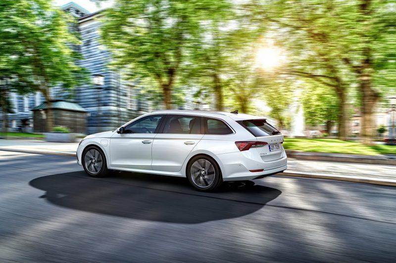 Octavia RS依舊會提供2.0升汽柴油動力。