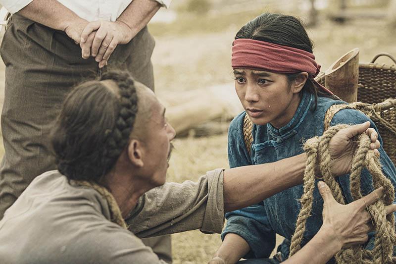 《傀儡花》(暫名)飾演「蝶妹」的温貞菱有感「這是有史以來最艱辛的旅程」